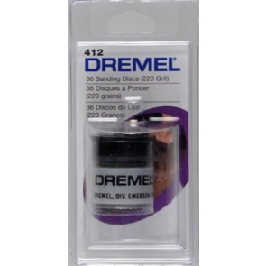 Dremel Sanding Disc Medium (36)