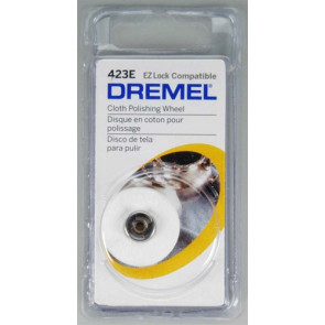 Dremel EZ Lock Polishing Cloth