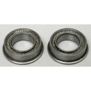 Duratrax Bearing 6x10mm Flanged (2)