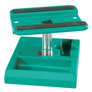 Duratrax Pit Tech Deluxe Car Stand Green