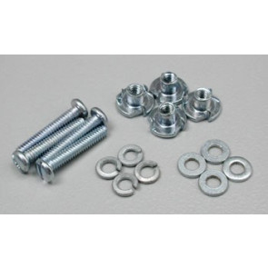 Dubro Mount Bolt/Nuts 2-56 (4)