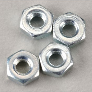 Dubro Hex Nuts 2.5mm (4)