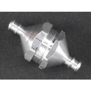 Dubro In-Line Fuel Filter Large Scale