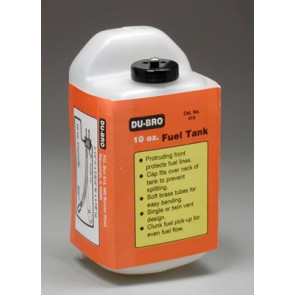 Dubro S10 Square Fuel Tank 10 oz