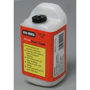 Dubro S12 Square Fuel Tank 12 oz