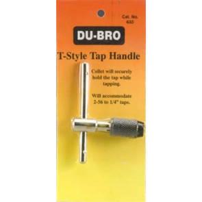 DUBRO T-STYLE TAP HANDLE