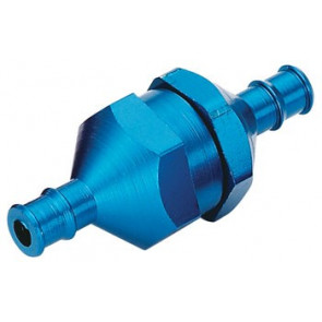 Dubro In-Line Fuel Filter Blue Medium