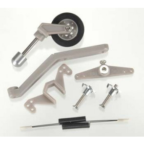 Dubro Semi-Scale Tail Wheel System Size 20-60