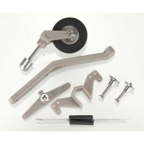 Dubro Semi-Scale Tail Wheel System Size 40-90