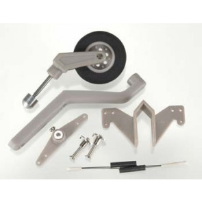 Dubro Semi-Scale Tail Wheel System Size 60-120