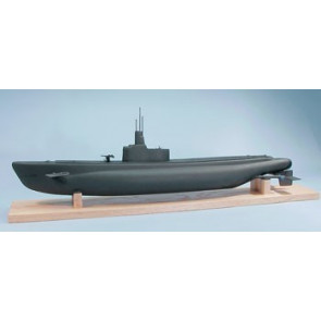 Dumas USS Bluefish Submarine Kit