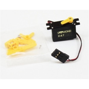 DYMOND MODELSPORT D 47 Sub Micro Power Servo