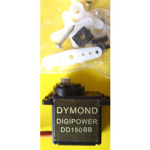 DYMOND MODELSPORT D 150 MGBB HV Digital Servo