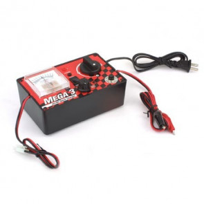 DYNAMITE MEGA2 AC/DC QUICK CHARGER W/ METER
