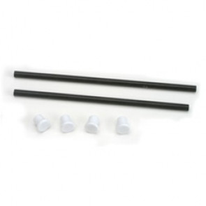 EFLITE Wing Hold Down Rods with Caps, Apprentice
