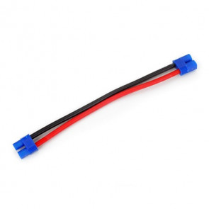 """E-flite EC3 Extension Lead with 6"""" Wire, 13 AWG"""