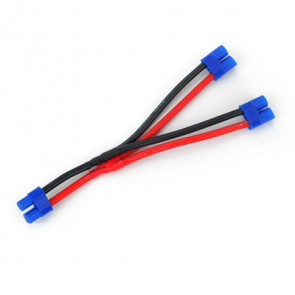 E-flite EC3 Battery Parallel Y-Harness, 13 AWG
