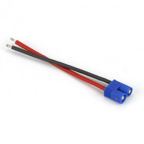 """E-flite EC3 Device Connector with 4"""" Wire, 16 AWG"""