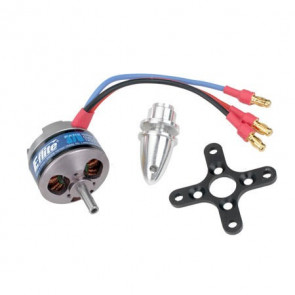 E-flite Park 370 BL Outrunner, 1200KV with 4mm Hollow Shaft