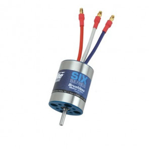 E-flite Six-Series Brushless 2700Kv Motor (28mm)