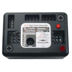 EAGLE TREE SYSTEMS FDR-02 Flight Data Recorder V2