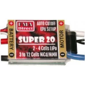 FMA SUPER 20A AUTO CELL DETECT
