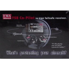 FMA FS8 CO-PILOT RECEIVER