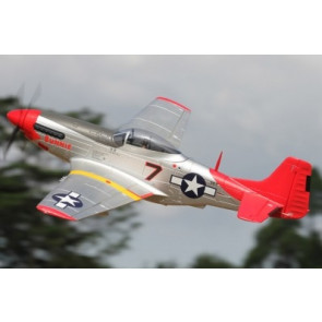 FMS 1700mm P51-Red Tail PNP