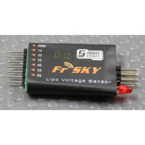 FrSKY Lipo Voltage Sensor w/Smart Port