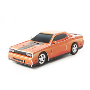 Greenlight MotoBuilds 2012 Dodge Challenger SRT8 392 3D Car Puzzle