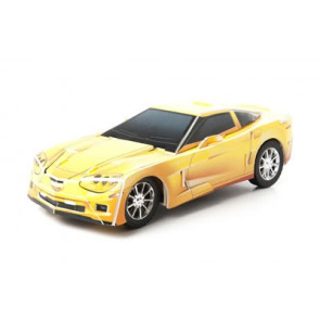 Greenlight MotoBuildz 2012 Chevrolet Corvette Z06 3D Car Puzzle