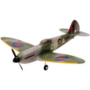 "Phase 3 Mini Spitfire ""Radio Ready"" WITH MOTOR, ESC, LIPO, SERVOS"