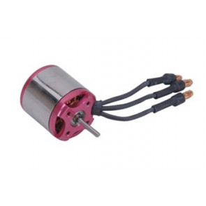 Phase 3 Motor - Squall/EF-16 BL HP 3400kv 14.8v (Red)