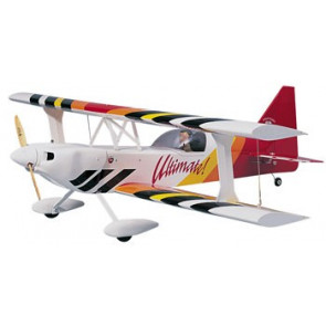 Great Planes Ultimate Biplane 40 Kit .40-.46,43.4""