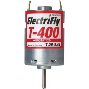 Great Planes ElectriFly T-400 7.2-8.4V Ferrite Motor
