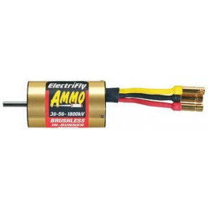 Great Planes Ammo 36-56-1800 In-Runner Brushless Motor