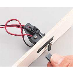 Great Planes Switch/Charge Jack Mounting Set