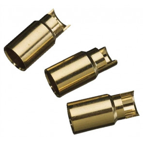 Great Planes Gold Plate Bullet Connector Female 6mm (3)