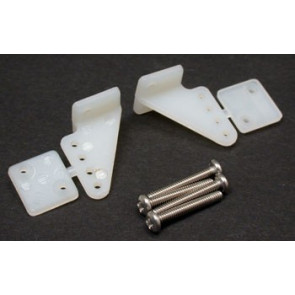 Great Planes Nylon Control Horns Small (2)