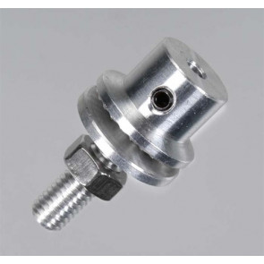 Great Planes Set Screw Prop Adapter 3.0mm to 5mm