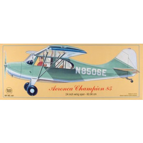 Guillows Aeronca Champion 85 Laser Cut Model Kit