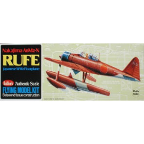 Guillows Nakijima A6M2-N Rufe Model Kit