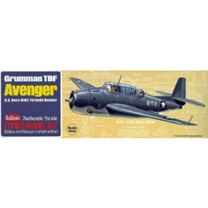 Guillows Grumman TBF Avenger Model Kit