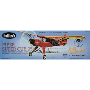 Guillows Piper Super Cub 95 Model Kit