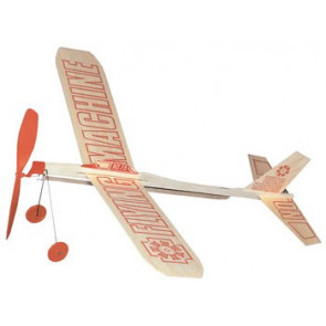 "Guillows Flying Machine 17"" Model Kit"