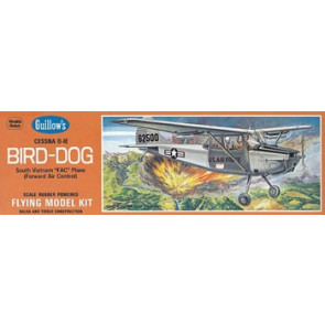 Guillows Cessna O1E Bird Dog Model Kit