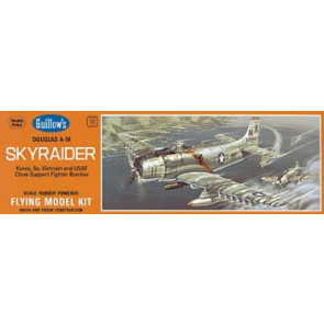 Guillows Douglas A1H Skyraider Model Kit