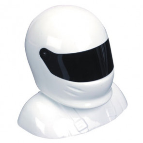 HANGER 9 35% Painted Pilot Helmet White