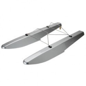 HANGAR 9 40 SIZE WOOD FLOATS