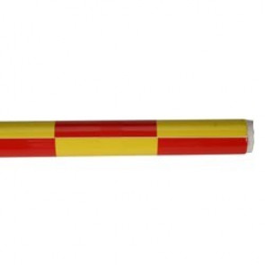 HANGER 9 ULTRACOTE 4 SQ YELLOW / RED
